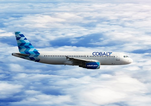 Самолет Cobalt Air